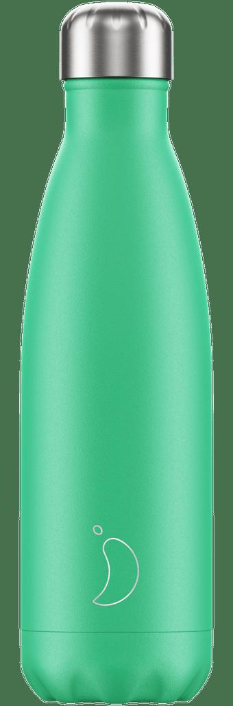 Chilly's Ανοξείδωτο Θερμός  Summer Solid Apple 500ml