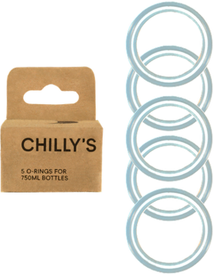 Chilly's 5X Oring Pack 750ml