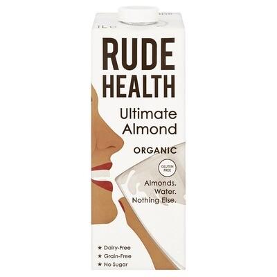 Rude Health Ρόφημα Ultimate Αμύγδαλο1lt
