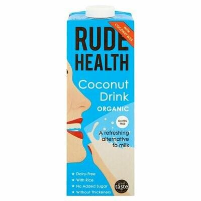 Rude Health Ρόφημα Καρύδας 1lt