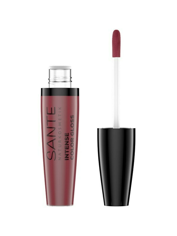 SANTE Lipgloss 03 Stubborn Plum 9ml