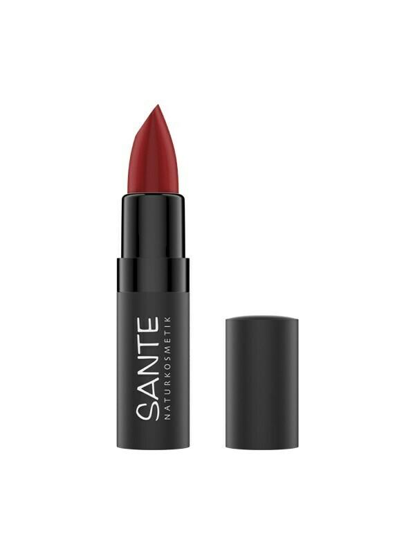 SANTE Lipstick Matte 07 Kiss me Red 4.5gr