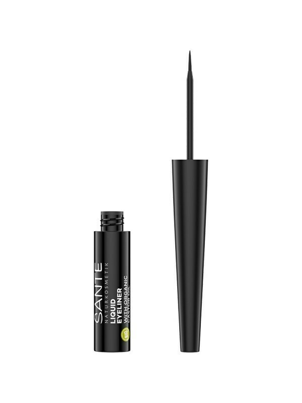 SANTE Eyeliner Liquid 01 Black 3,5ml