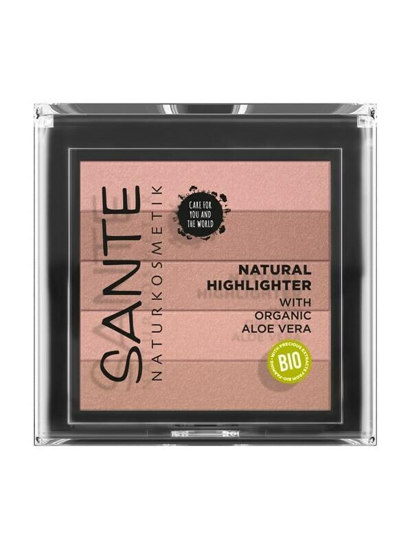 SANTE Natural Highlighter 01 Nude 7gr