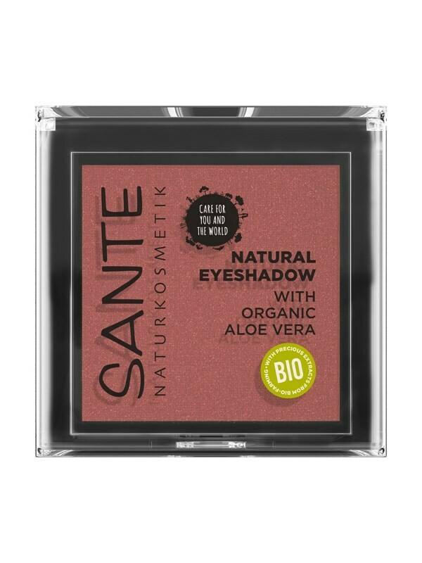 SANTE Eyeshadow 02 Sunburts Copper 2gr