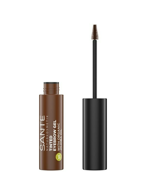 SANTE Tinted Eyebrow Gel 02 Brownie 3,5ml