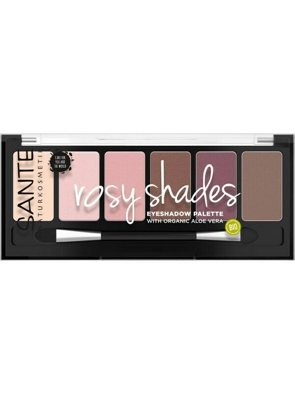 SANTE Eyeshadow Palette 02 Rosy 6gr