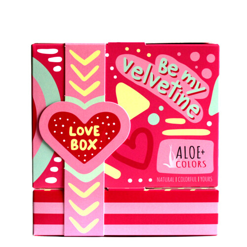 Aloe+Colors Be my Velvetine! Gift Set