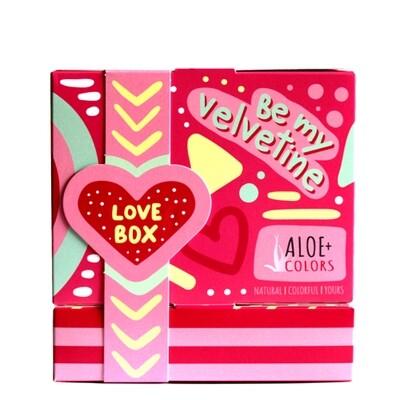 Aloe+Colors Be my Velvetine! Gift Set