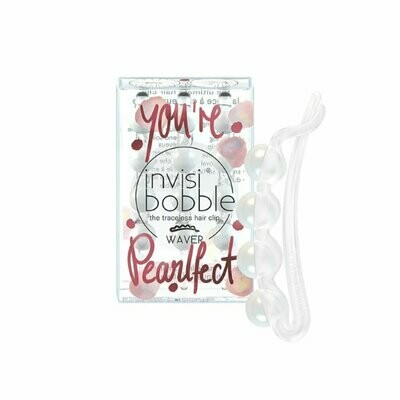 Invisibobble The Sparkling Collection Waver You Are Pearlfect 3Τμχ.