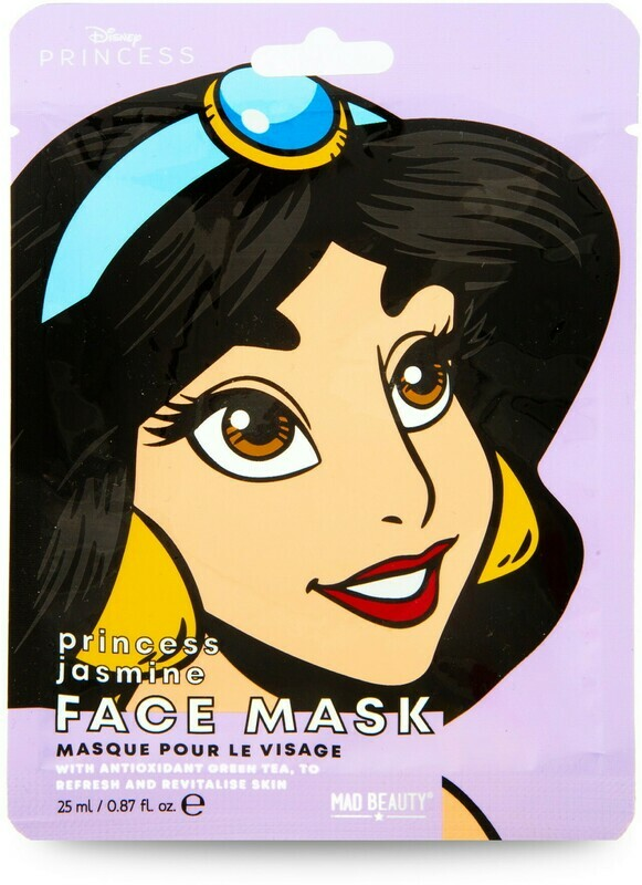 Disney Princess Jasmine Face Mask