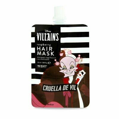 Disney Hair Mask Cruella Villain