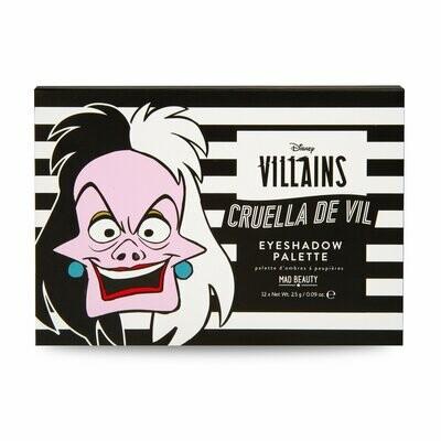 Disney Cruella Eyeshadow Palette