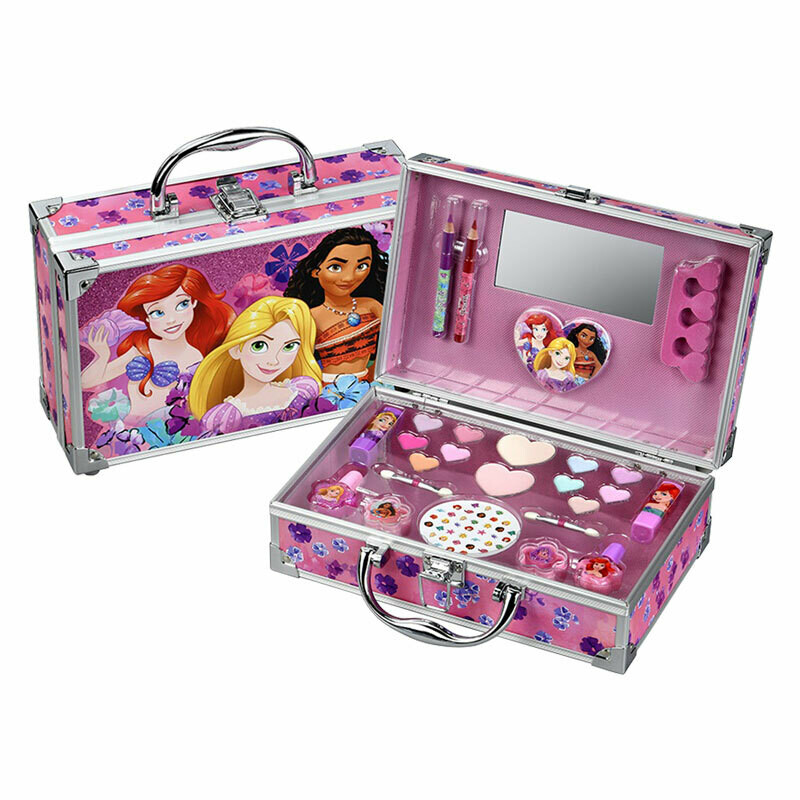 Martinelia Παιδικό Σετ Disney Princess Make up Case