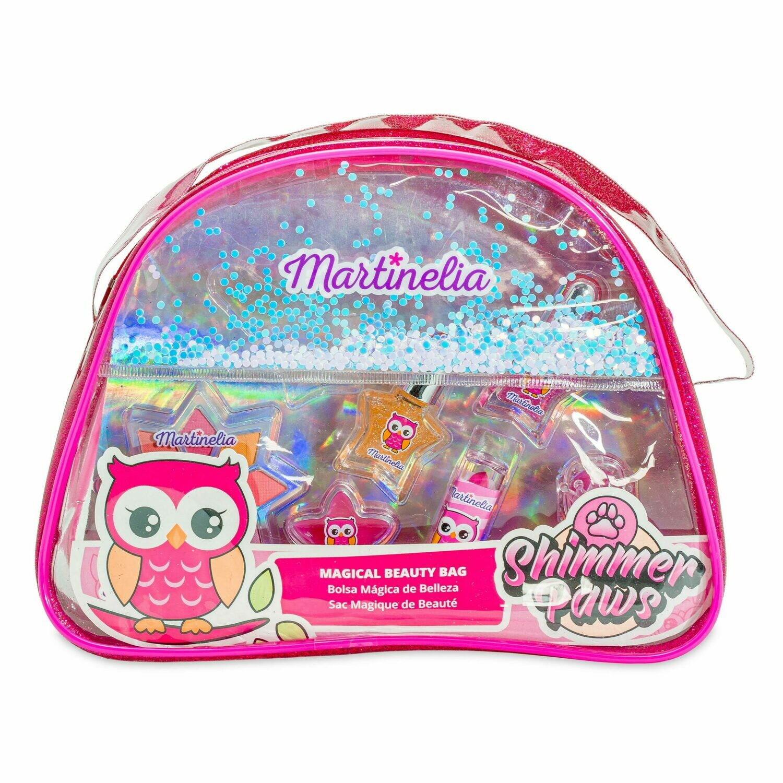 Martinelia Shimmer Paws Magical Beauty Bag Owl