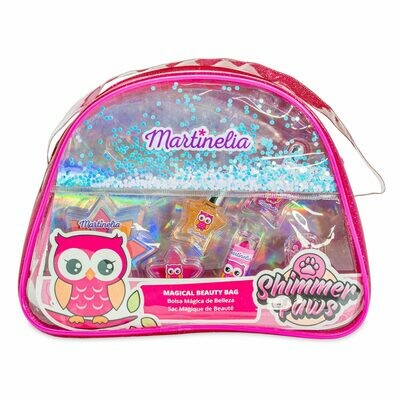Martinelia Shimmer Paws Magical Beauty Bag Owl