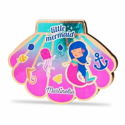 Martinelia Little Mermaid Shell Palette