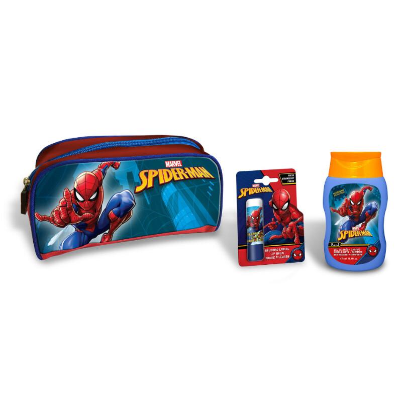 Martinelia Spiderman Toilet Bag