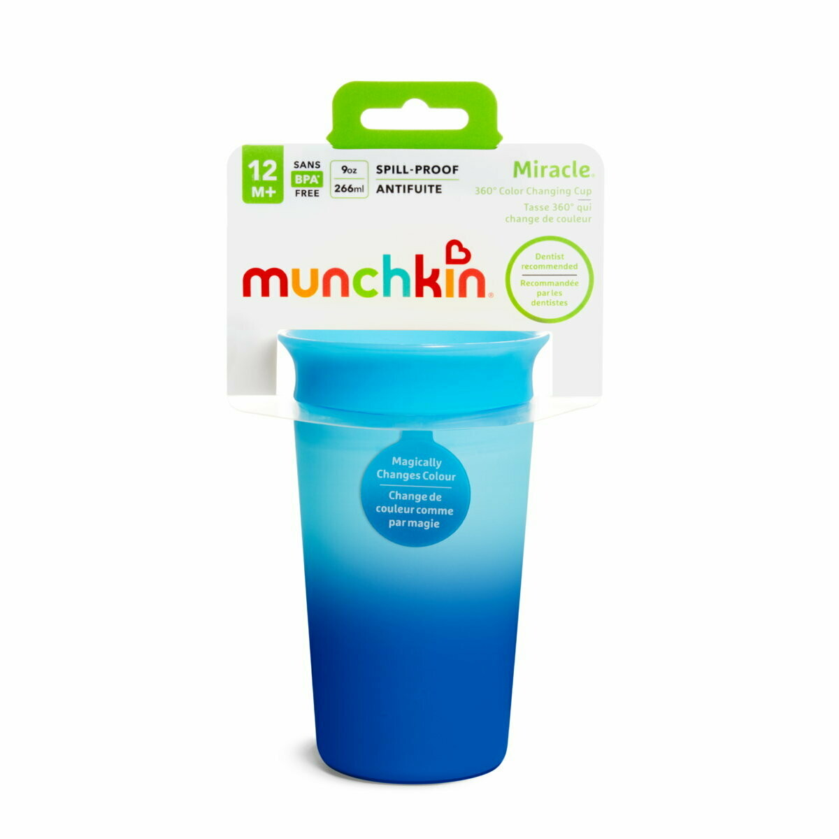 Munchkin-COLOR CHANGING MIRACLE CUP