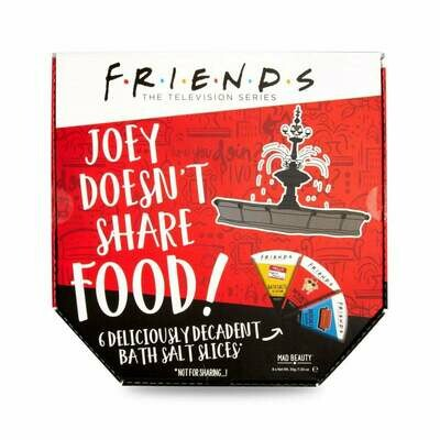 Friends Pizza Bath Salts