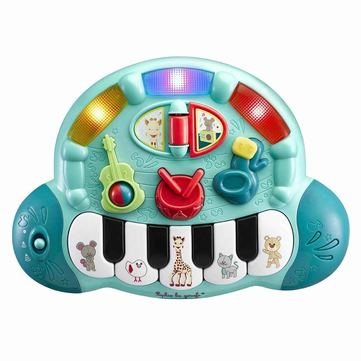 """Σόφι καμηλοπάρδαλη """"Παίζω πιάνο"""""""