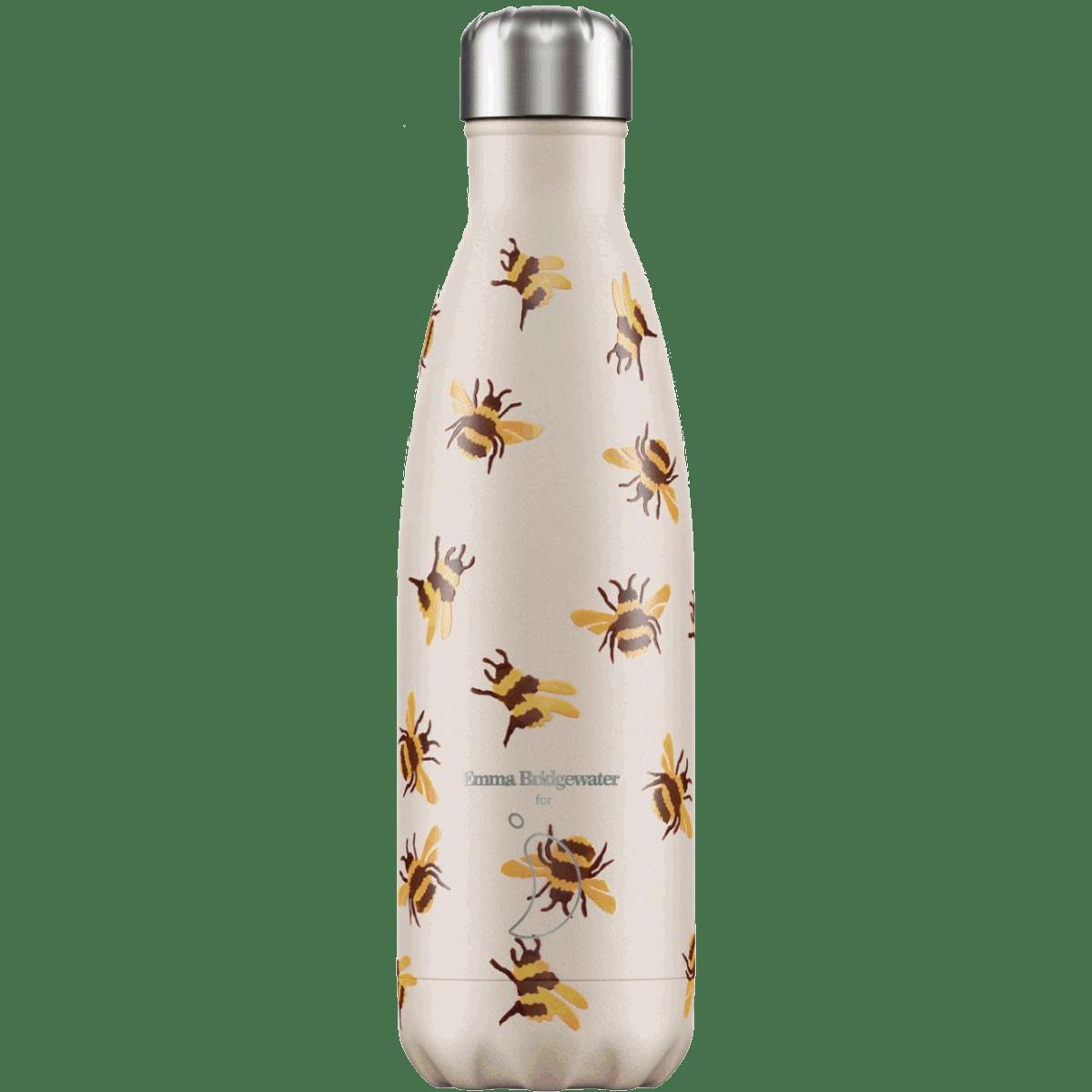 Chilly's Ανοξείδωτο Θερμός E.B   Bumblebee  500ml