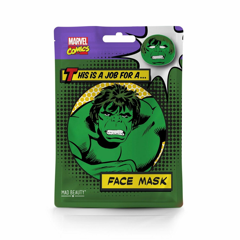 Disney Face Mask Hulk Marvel