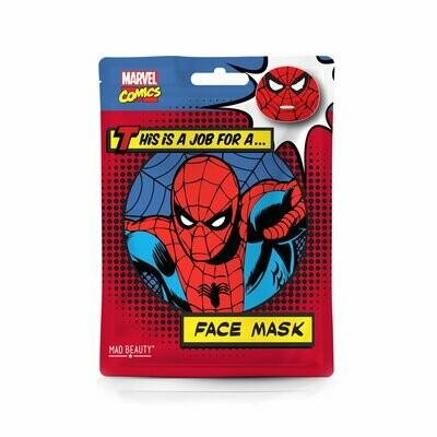 Disney Face Mask Spiderman Marvel