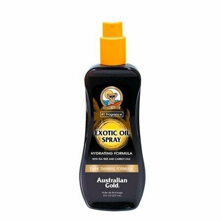 Australian Gold  Exotic Oil Spray 237ml - Cocoa Dreams