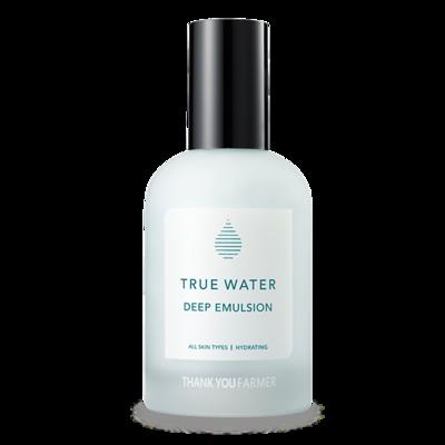 Thank You Farmer True Water Deep Emulsion 130ml