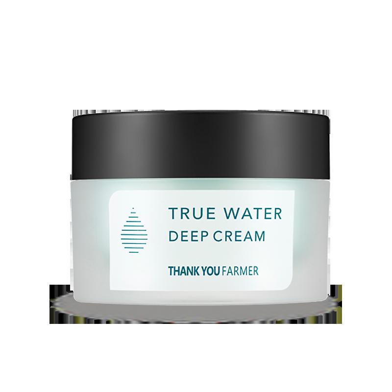 Thank You Farmer True Water Deep Cream 50ml