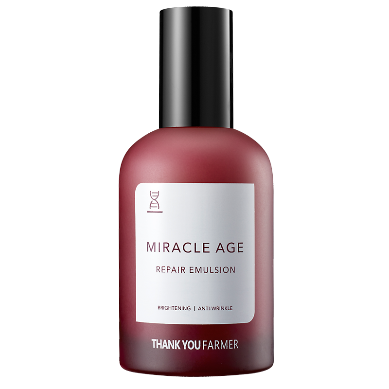 Thank You Farmer Miracle Age Repair Emulsion 130ml