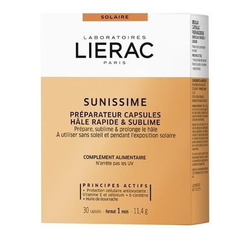 Lierac Sunissime Preparateur Capsules Hale Rapide & Sublime  30caps