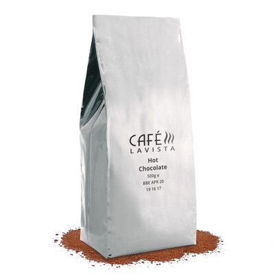 CAFÉLAVISTA Hot Chocolate (1x 1kg)
