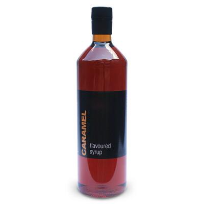 CAFÉLAVISTA Caramel Syrup (1 Litre Bottle)