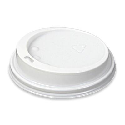 CAFÉLAVISTA 10 oz Plastic Lids (100/1000)