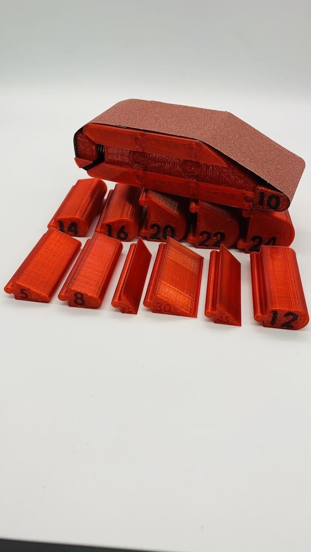 Брусок трансформер цена за  3 сегмента и один наконечник