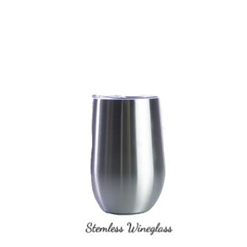 15oz Stemless Wine Tumbler