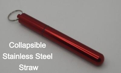 Straw-Red