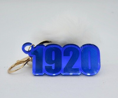 1920 Keychain
