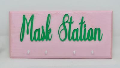 Mask Station