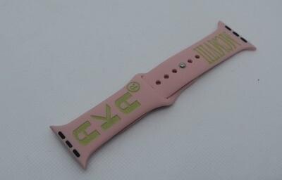 AKA/Roman Numerals Watchband