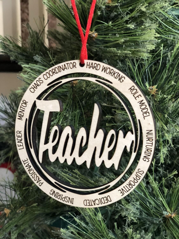 Ornament-Teacher
