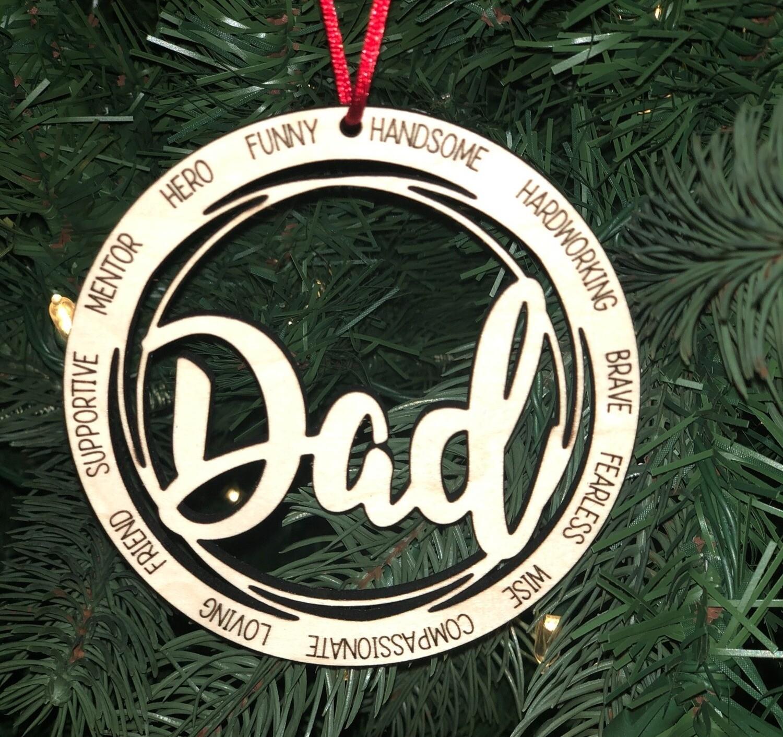 Ornament-Dad