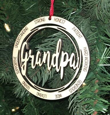 Ornament-Grandpa