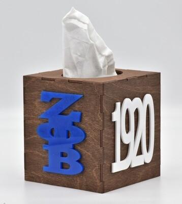 Tissue Box Cover- ZPB/1920