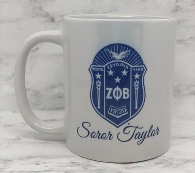 ZPB Shield & Name