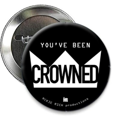 CROWNED pin