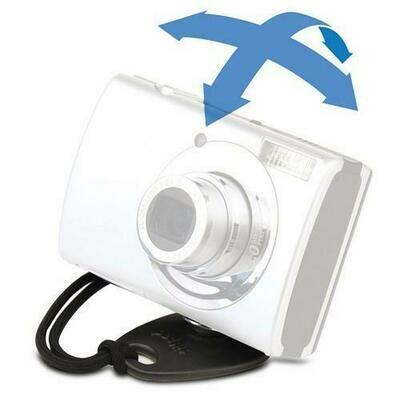 Tiltpod Universal Pocket-Sized Mini Tripod for Compact Cameras