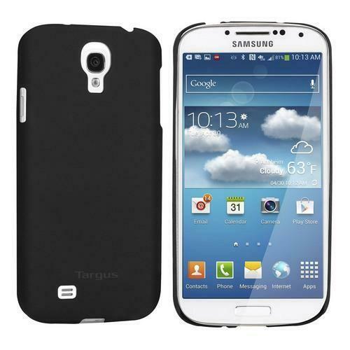 Targus Snap-On Shell for Samsung Galaxy S4 (Black)